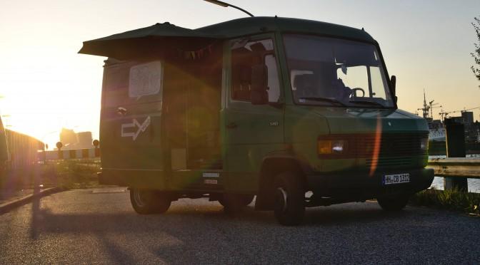 Fabi's Comic Bus